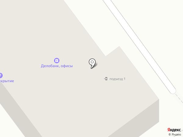 СтройКреп на карте Верхней Пышмы