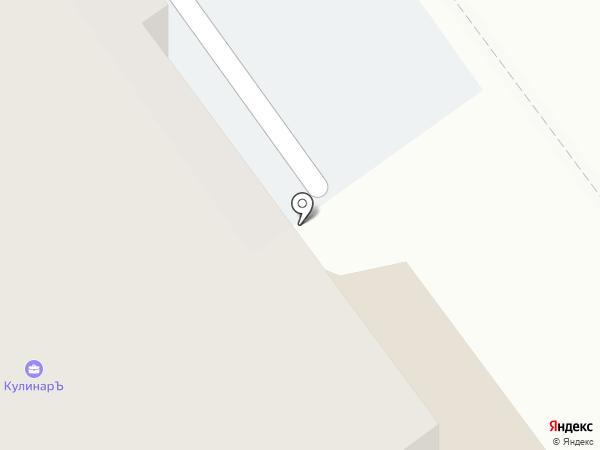 Бристоль на карте Верхней Пышмы