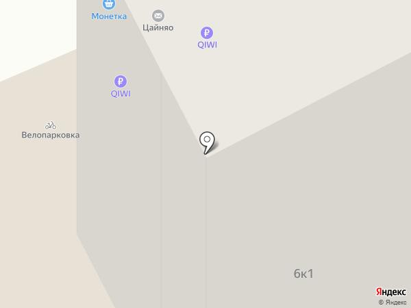 Патриот на карте Екатеринбурга