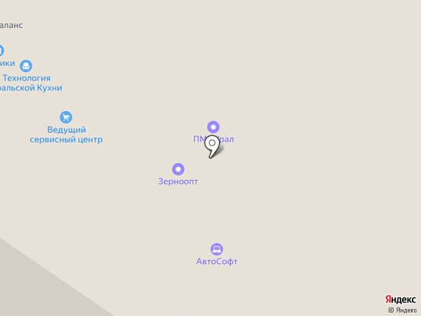 ForMyDogs на карте Екатеринбурга