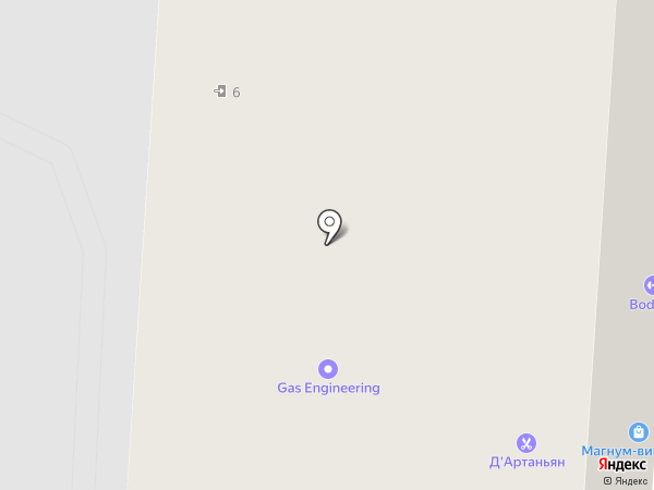 BIG BRO на карте Екатеринбурга