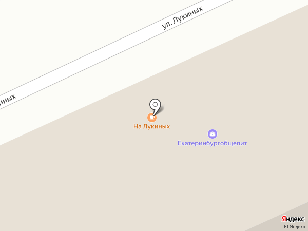 Славэкс-ЕК на карте Екатеринбурга
