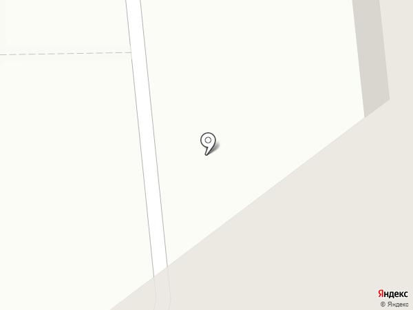 Центральный на карте Верхней Пышмы