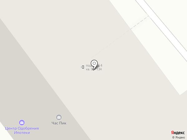 АНТУРАЖ на карте Верхней Пышмы