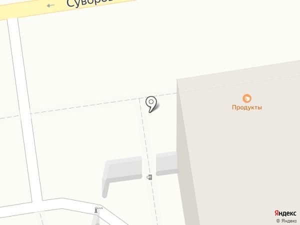 Авто+ на карте Екатеринбурга