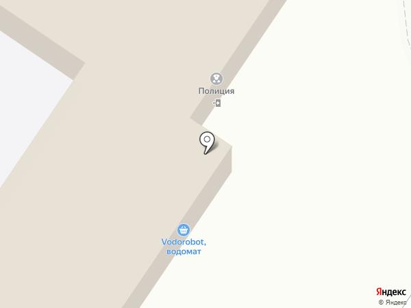 Центр юридической помощи на карте Екатеринбурга