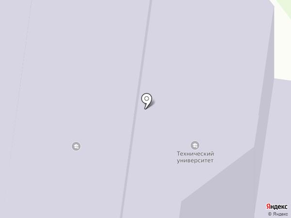 Технический университет УГМК на карте Верхней Пышмы