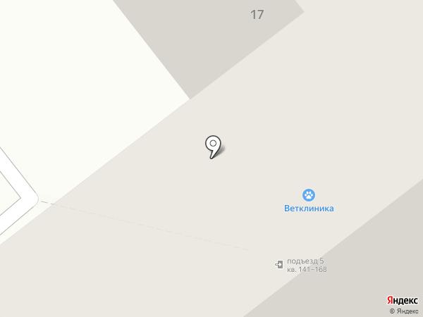 БИС на карте Верхней Пышмы