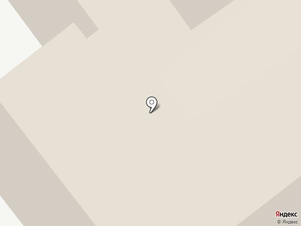 Катур-Инвест на карте Верхней Пышмы
