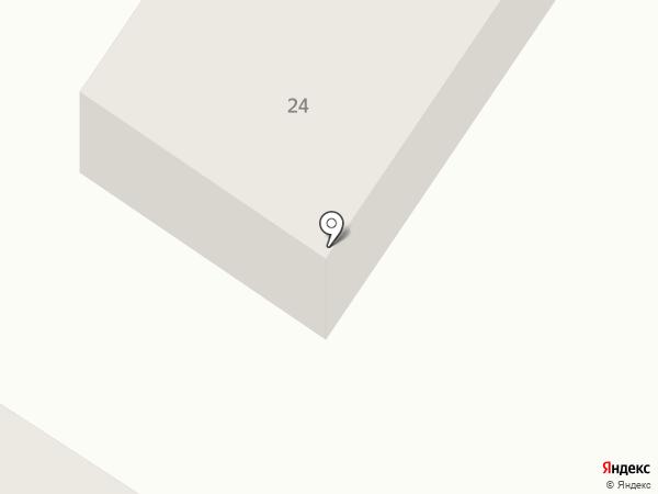 Транzит на карте Екатеринбурга