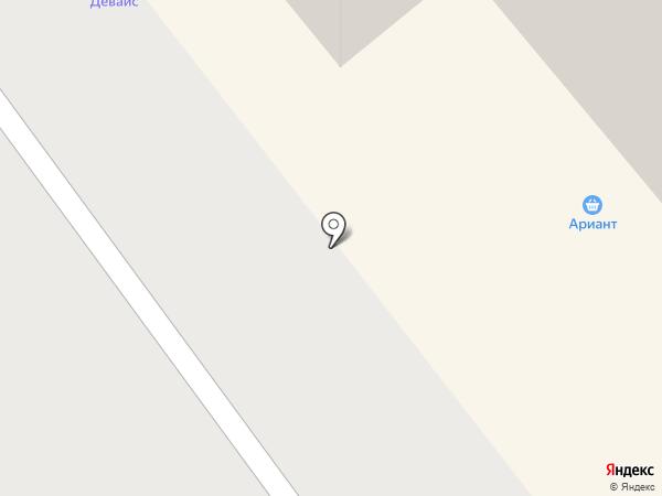 Магазин спецодежды на карте Верхней Пышмы