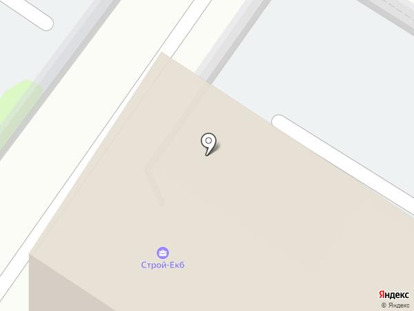 Салон распечатки чертежей на карте Екатеринбурга
