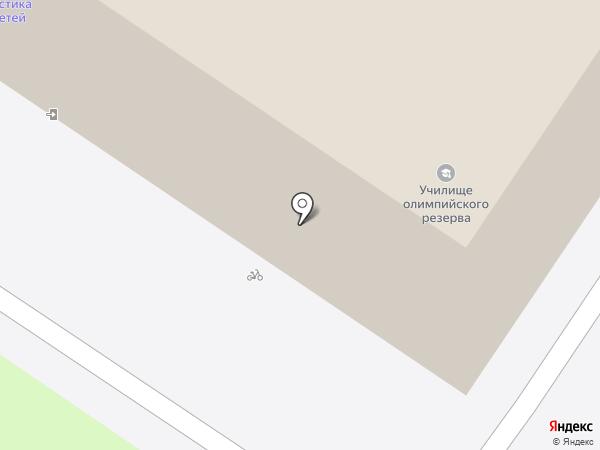 Учебный центр профессионалов фитнеса на карте Екатеринбурга