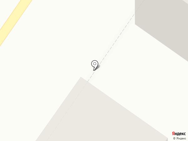 Инфлейм на карте Екатеринбурга