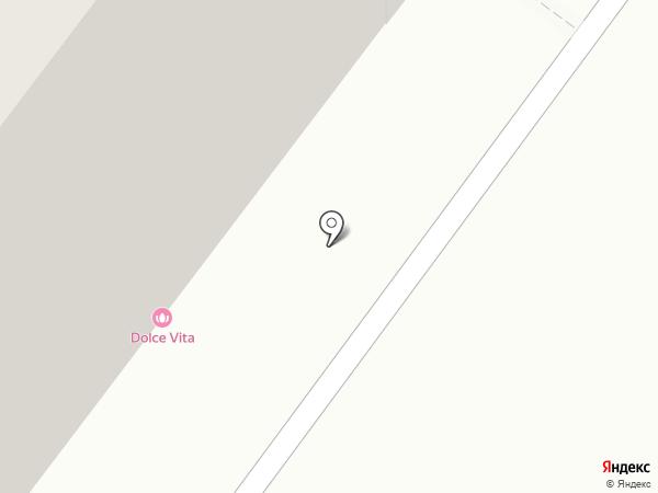 Dolce Vita на карте Верхней Пышмы