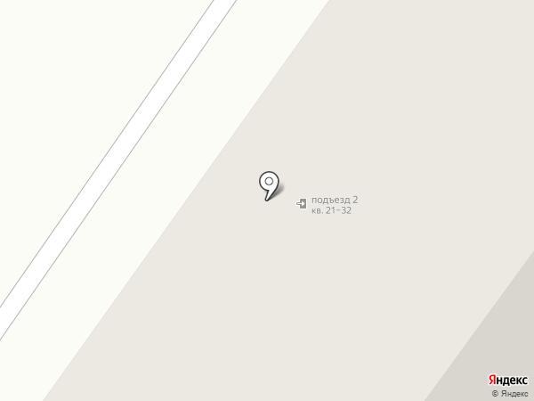 Эвердент-Элем на карте Верхней Пышмы