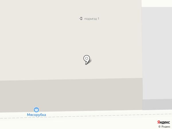 Элект на карте Верхней Пышмы
