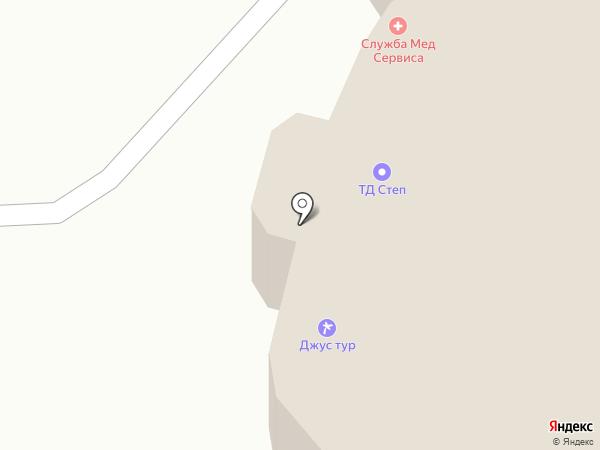 Буфет на Малышева на карте Екатеринбурга