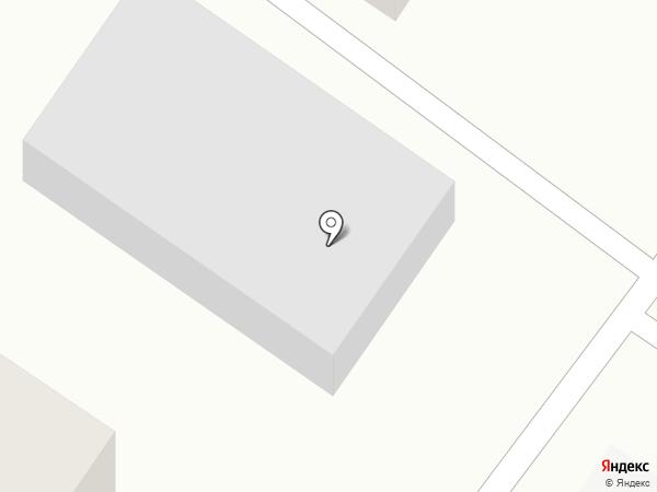 Carrera на карте Екатеринбурга