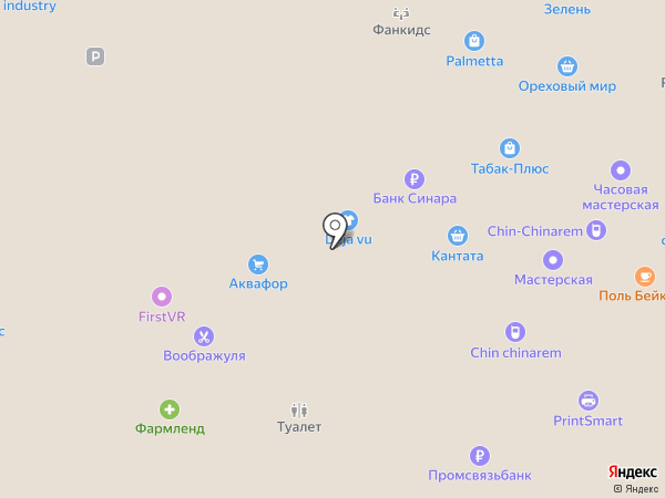Банкомат, БАНК УРАЛСИБ на карте Екатеринбурга