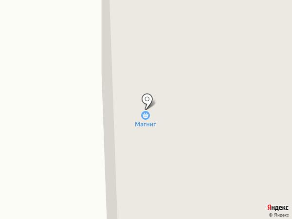 Кирпичный на Козицына на карте Верхней Пышмы