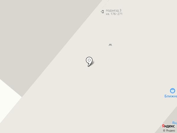 Астра-Девелопмент на карте Верхней Пышмы