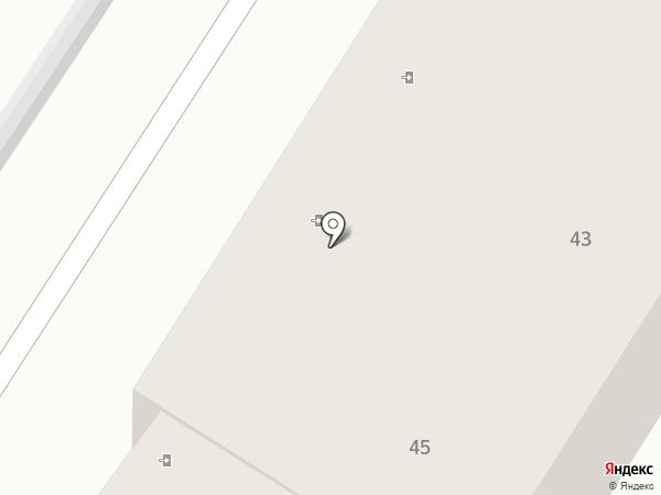 MOUSE STUDIO на карте Екатеринбурга