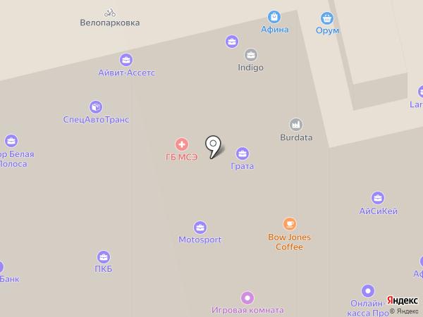 ТехноПарк на карте Екатеринбурга