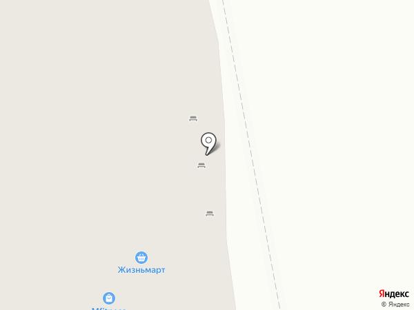 РИМИНИ на карте Екатеринбурга