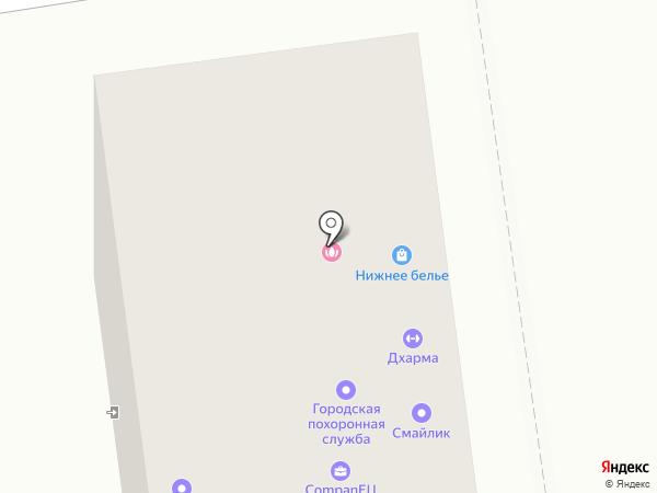 ДЛЯ ВСЕХ на карте Екатеринбурга