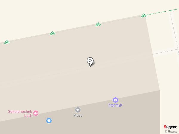 Наш дом на карте Екатеринбурга