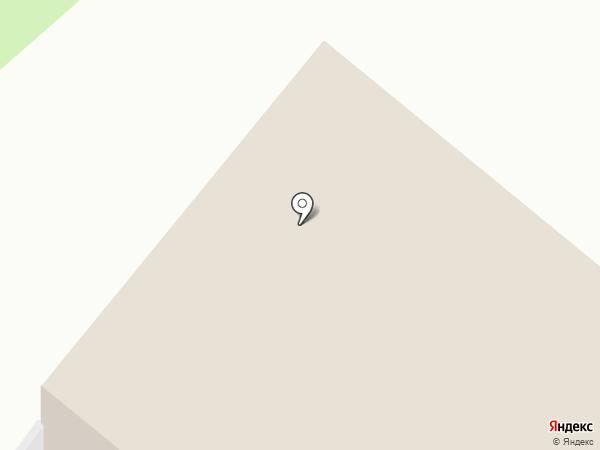 Парк культуры и отдыха на карте Верхней Пышмы