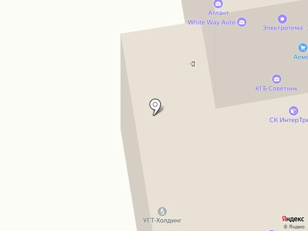 УралСерт на карте Екатеринбурга