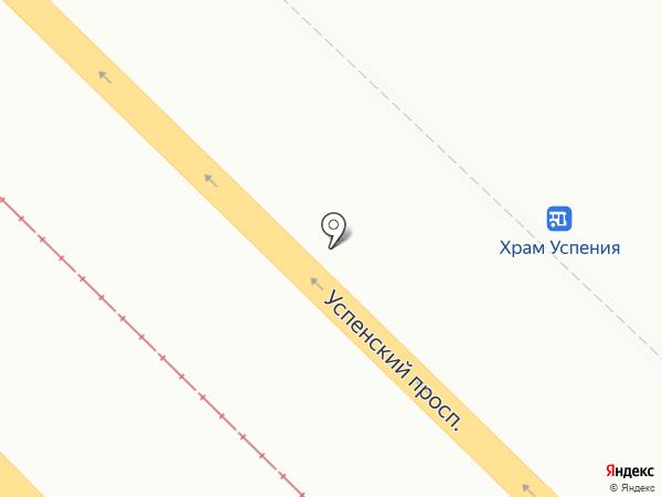 Бакинский дворик на карте Верхней Пышмы