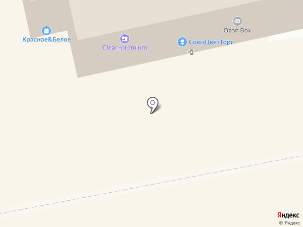 MODNO на карте Екатеринбурга