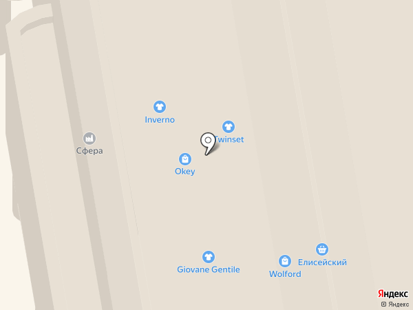 Twinset на карте Екатеринбурга