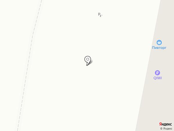 Платежный терминал на карте Верхней Пышмы