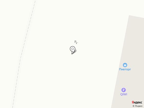 Пивторг на карте Верхней Пышмы