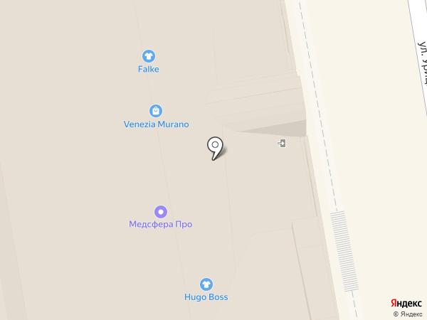 Брусника маркет на карте Екатеринбурга