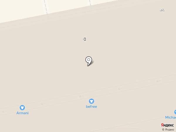 7D-киноаттракцион на карте Екатеринбурга