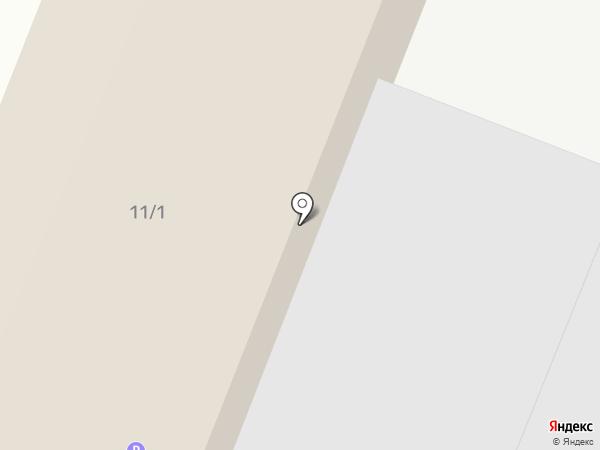 Кварта на карте Верхней Пышмы