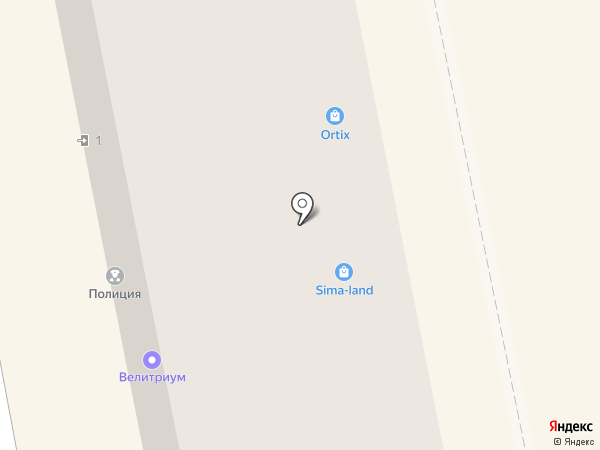 EKB-Mobile на карте Екатеринбурга