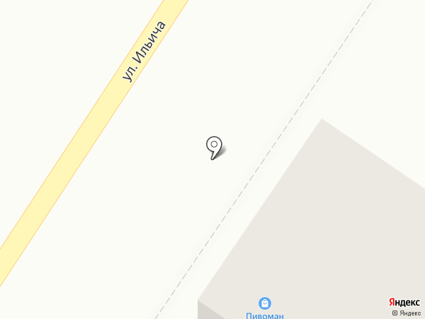 Ильич на карте Екатеринбурга