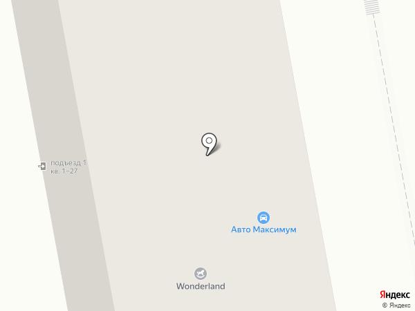 Кнопа на карте Екатеринбурга