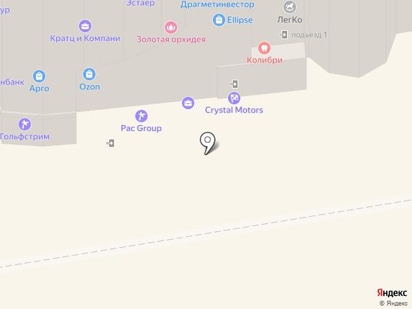Вакансия от А до Я на карте Екатеринбурга