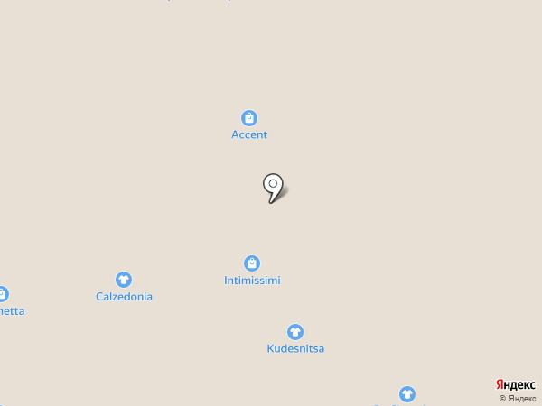 Mascotte на карте Екатеринбурга