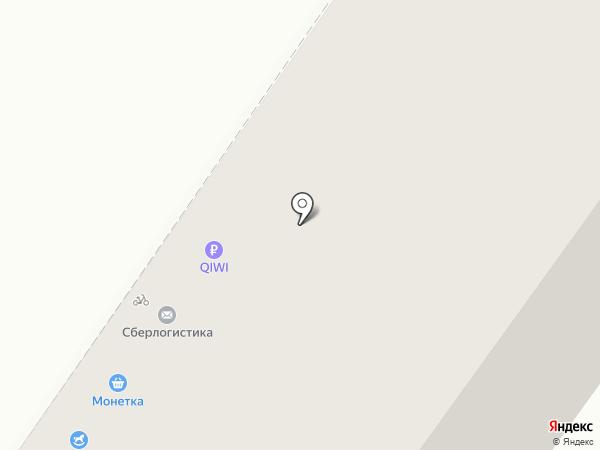 Ресурс на карте Екатеринбурга