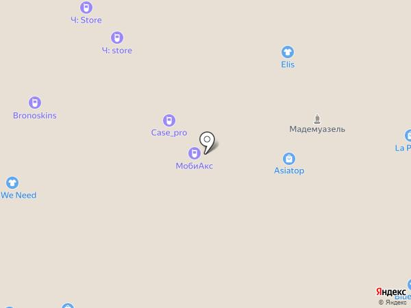 iren на карте Екатеринбурга