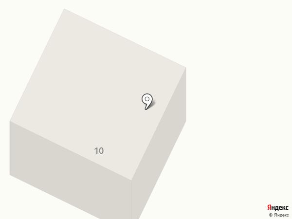 Комфортный Дом на карте Верхней Пышмы