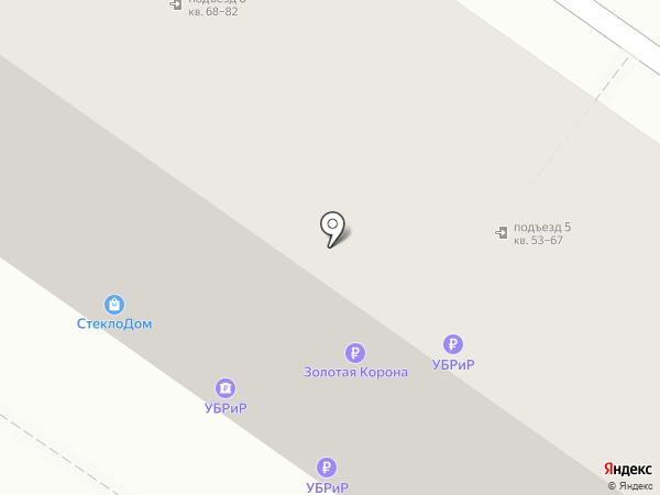 Хороший на карте Екатеринбурга